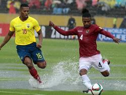 Ecuador gewinnt Wasserschlacht von Quito!