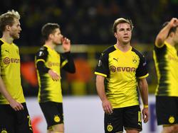 Borussia Dortmund kassiert Heimpleite gegen Red Bull Salzburg