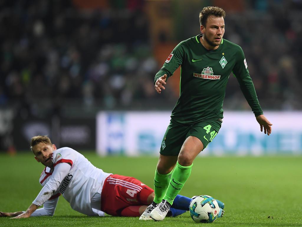Philipp Bargfrede bleibt Werder Bremen erhalten