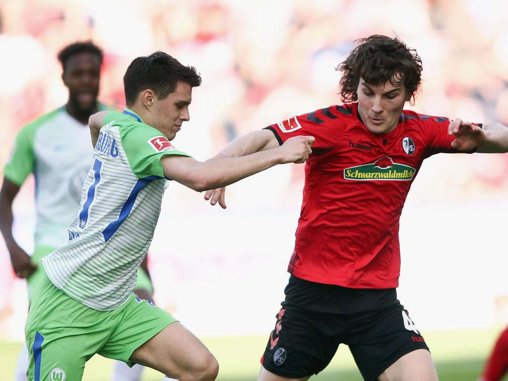 Dem VfL Wolfsburg oder dem SC Freiburg drohen Relegationsspiele