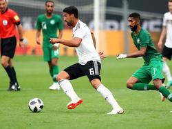 Khedira deja el fútbol con un palmarés envidiable.
