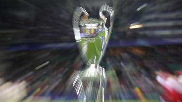 Am Dienstag beginnt die Jagd auf die Trophäe der Champions League aufs Neue