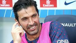 Laut Tuchel sitzt Buffon nur vorübergehend auf der Bank