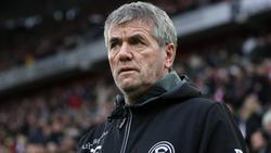 Friedhelm Funkel stellt seine Zukunft bei Fortuna Düsseldorf in Frage