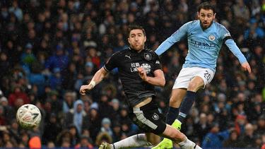 El cuadro de Guardiola fue netamente superior a su adversario. (Foto: Getty)