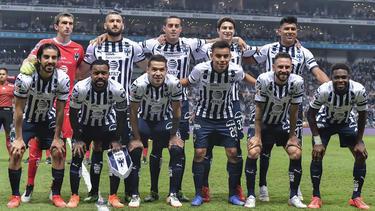 Once titular de Monterrey ante Tigres. (Foto: Getty)