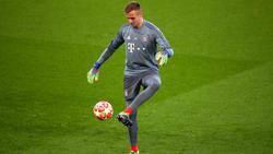 Christian Früchtl wartet noch auf seinen ersten Profi-Einsatz bei den Bayern