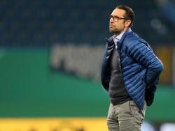Michael Preetz wünscht sich ein kleineres Stadion für die Hertha