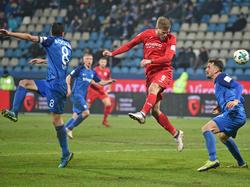 Zu oft hatten die Bochumer gegen Bielefeld das Nachsehen