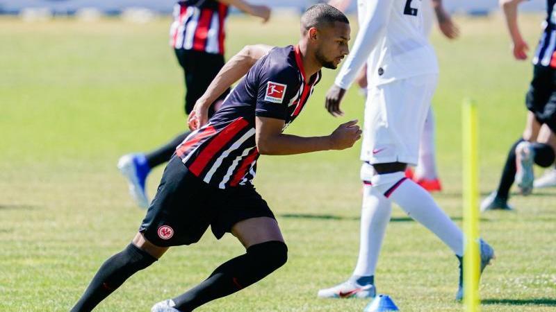 Djibril Sow hat mit Eintracht Frankfurt einiges vor