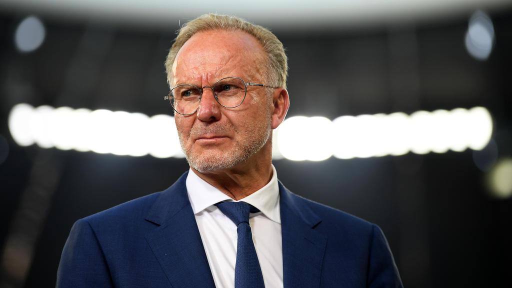 Karl-Heinz Rummenigge hat großen Respekt vor RB Leipzig