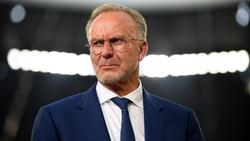 Karl-Heinz Rummenigge hat sich zur Personalie Leroy Sané geäußert