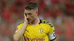 BVB-Star Marco Reus will die Niederlage in Berlin endgültig abhaken