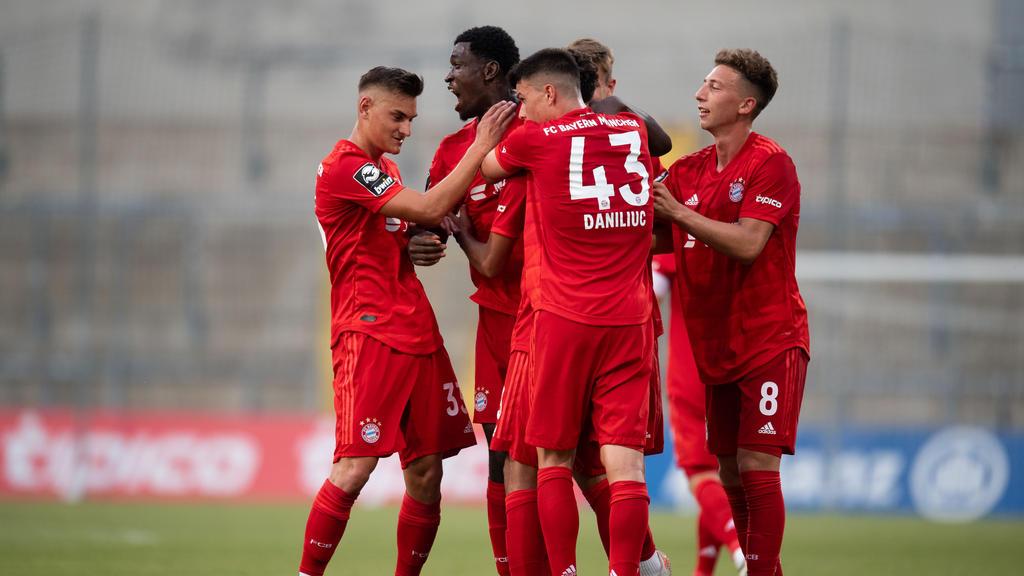 Auswärtssieg für den FC Bayern II