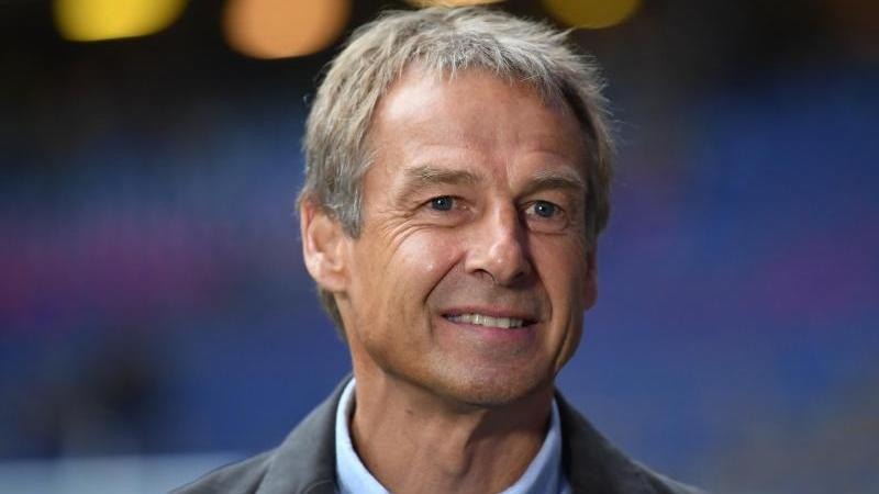 Jürgen Klinsmann kann sich ein Engagement beim VfB Stuttgart vorstellen