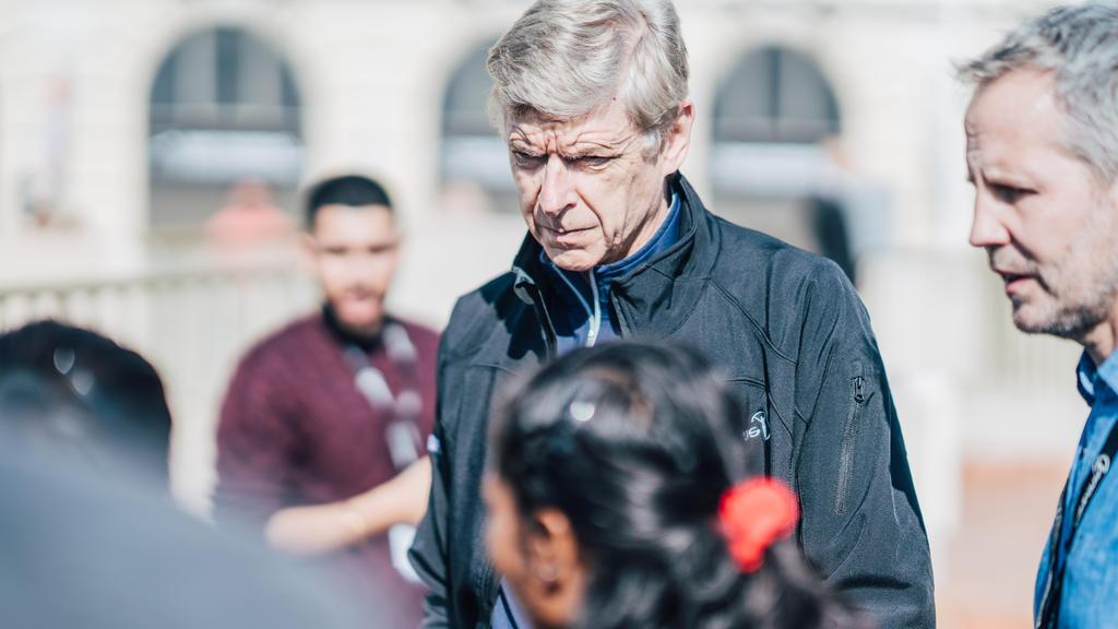 Arsène Wenger wird nicht neuer Trainer des FC Bayern