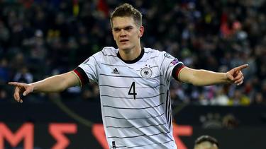 Matthias Ginter ist Nationalspieler des Jahres