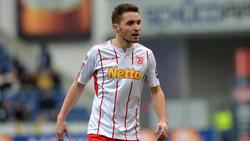 Andreas Geipl wechselt zum 1. FC Heidenheim