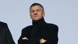 Befürwortet die Abschaffung von 50+1: Herbert Hainer, Präsident des FC Bayern
