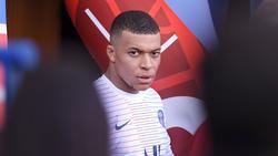 Erhält von PSG keine Freistellung für die Olympischen Spiele: Kylian Mbappé