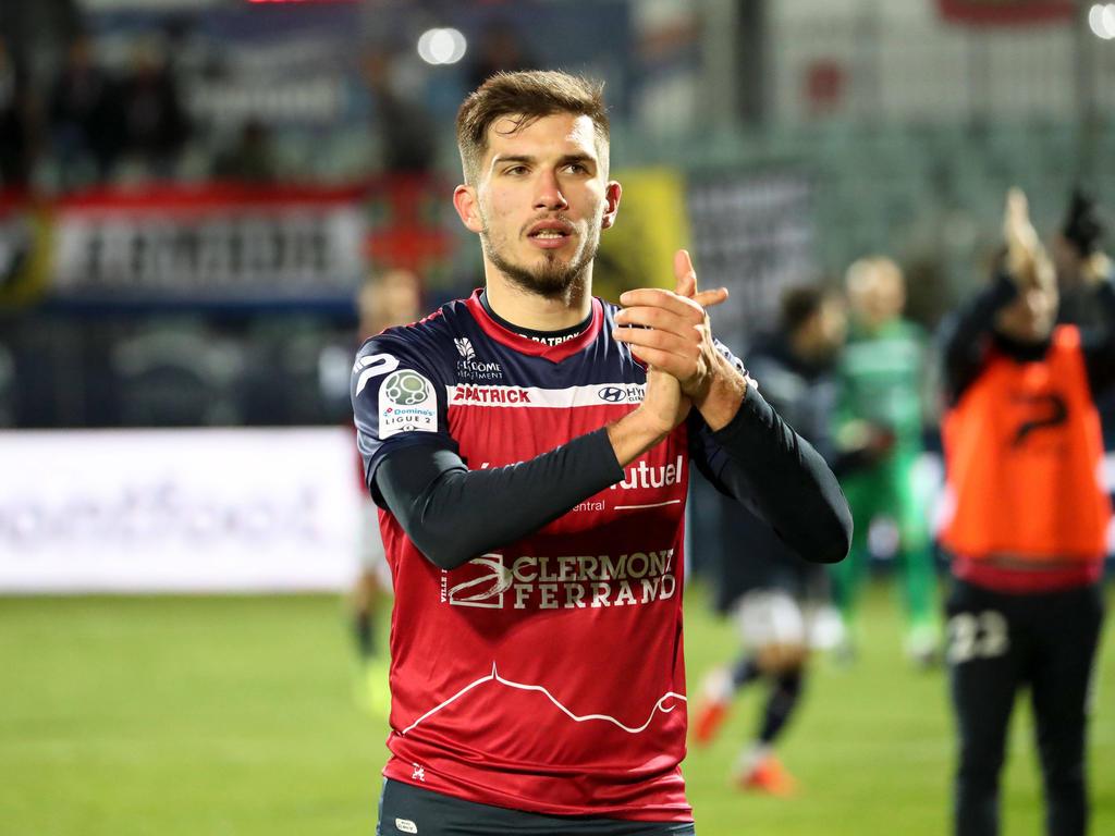 Adrian Grbić trifft wieder