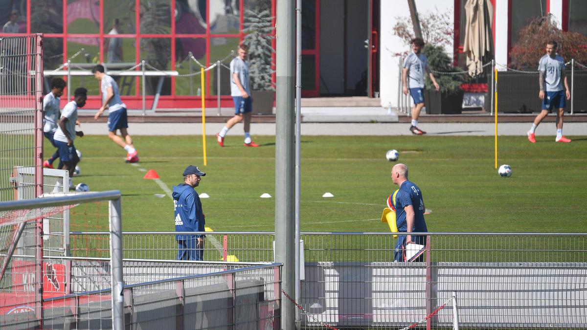 Der FC Bayern nutzt die Corona-Pause clever