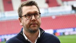 Martin Przondziono ist Geschäftsführer beim SC Paderborn
