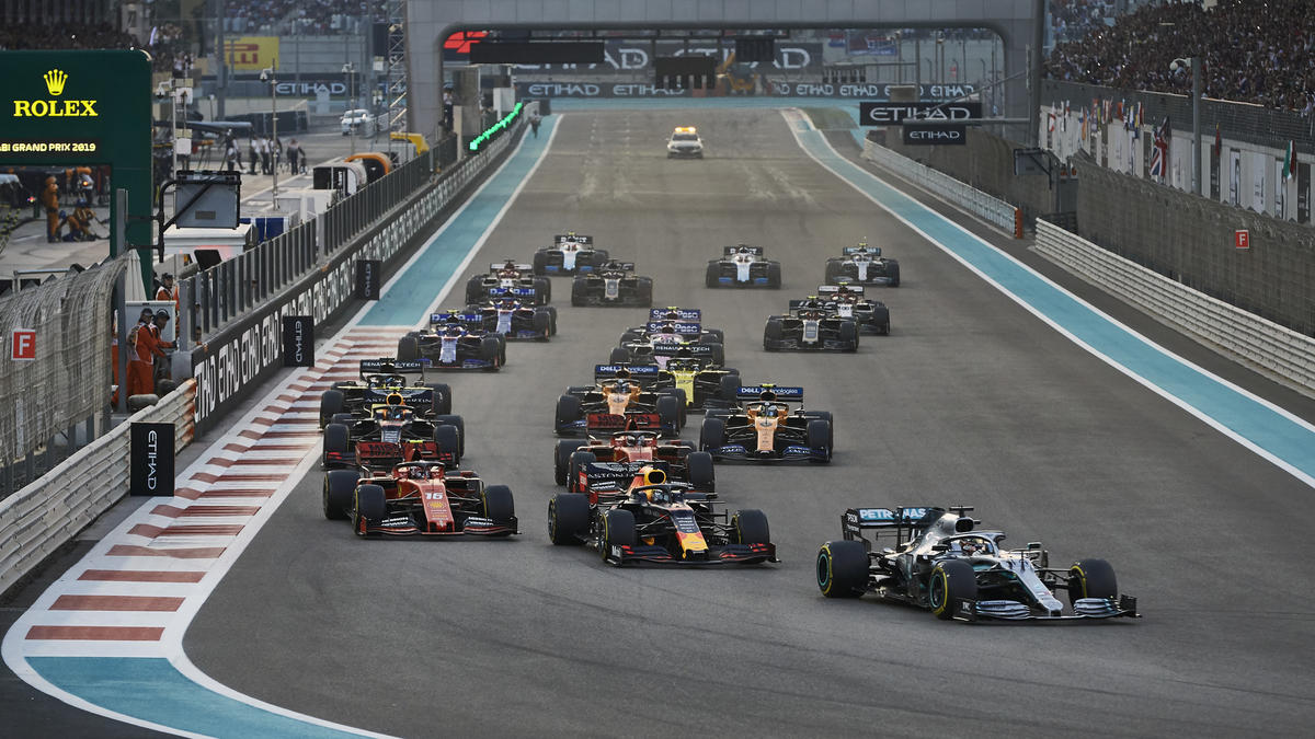 Die Formel 1 startet ins zweite Rennen
