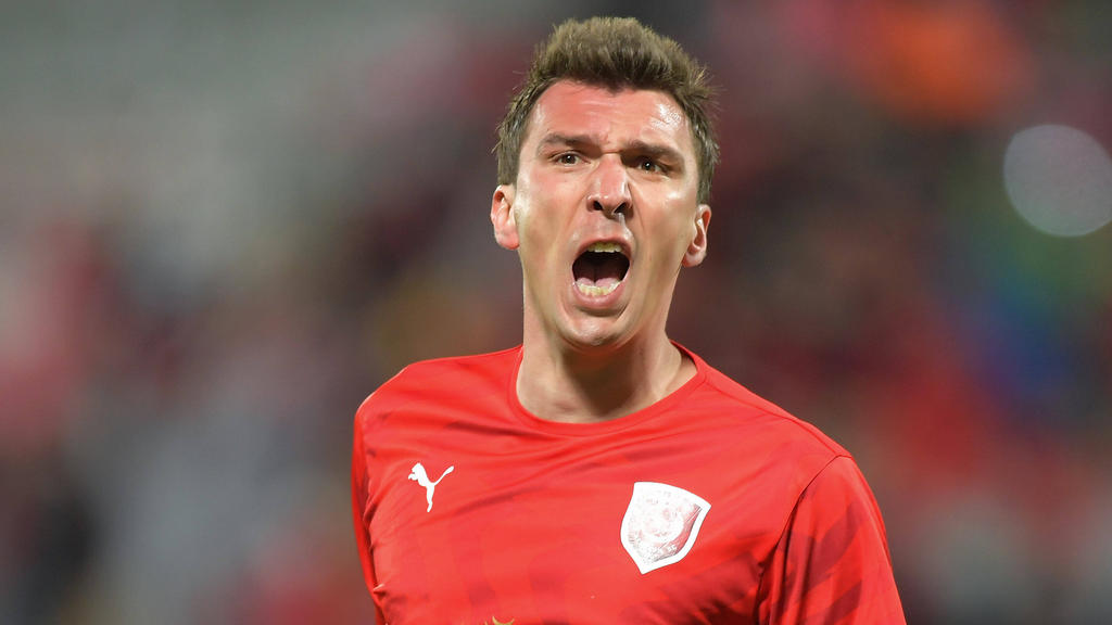 Mandzukic regresa a un grande del Calcio.