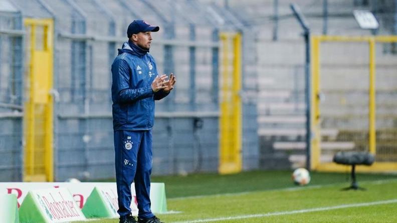 Hat die Reserve des FC Bayern als Trainer zur Meisterschaft in der 3. Liga geführt: Sebastian Hoeneß