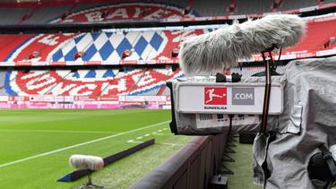 Der FC Bayern und der FC Schalke sorgten für glänzende Einschaltquoten