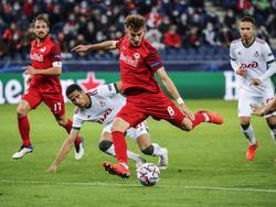 Für Salzburg steht in Moskau viel auf dem Spiel