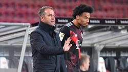 Hansi Flick und der FC Bayern empfangen RB Leipzig zum Topspiel