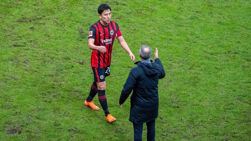 Makoto Hasebe könnte doch länger bei Eintracht Frankfurt bleiben
