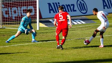 Viktoria Köln siegte beim FC Bayern II