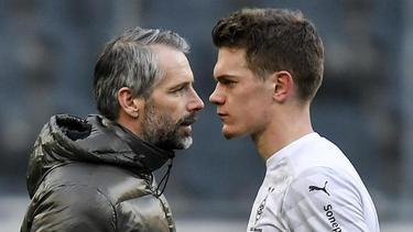 Bei Borussia Mönchengladbach läuft derzeit vieles schief