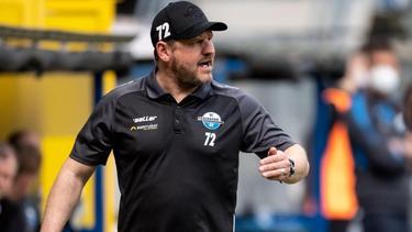 Steffen Baumgart steht bei Hannover 96 auf der Kandidatenliste
