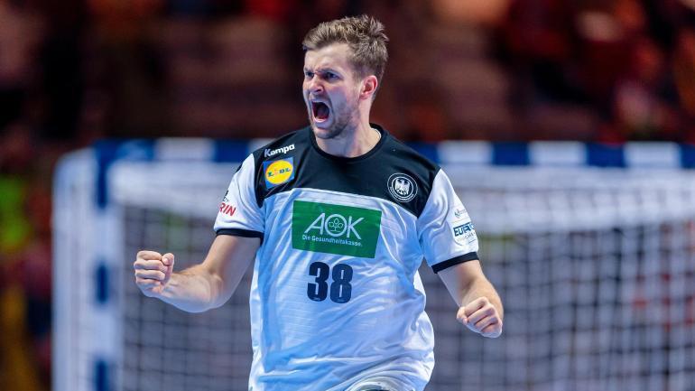 Wurde von Handball-Bundestrainer Alfred Gislason nachnominiert: Fabian Böhm