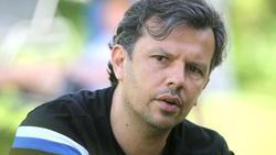 Samir Arabi und Arminia Bielefeld gehen guten Mutes in das Finale beim VfB Stuttgart