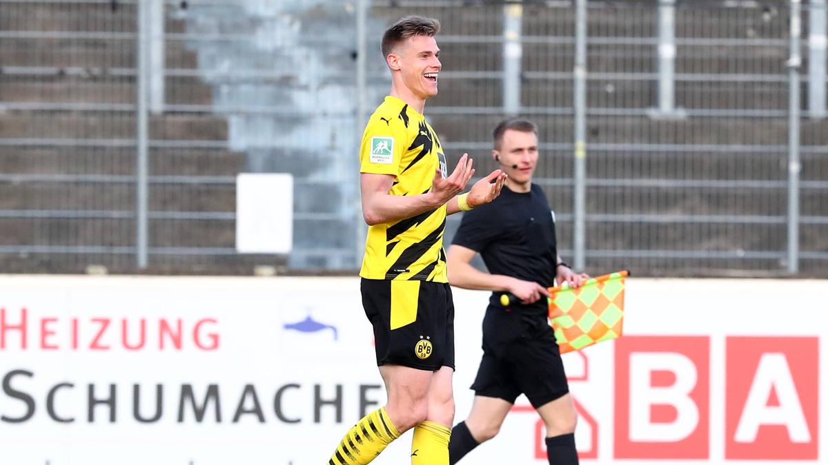 Die zweite Mannschaft des BVB will in die 3. Liga