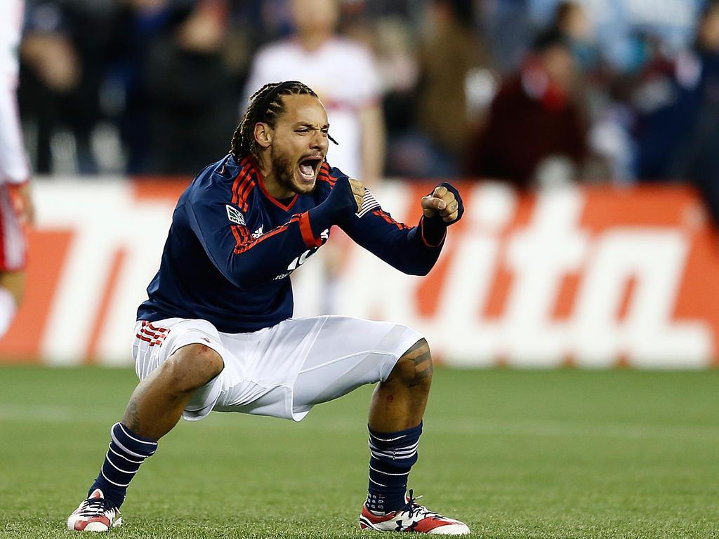 Jermaine Jones stand in der vergangenen Saison mit New England Revolution im Finale der MLS-Playoffs