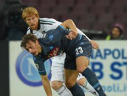 Gabbiadini fue sustituido por Mertens en el minuto 66. (Foto: Getty)