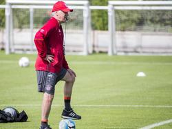Carlo Ancelotti ist trotz vieler Verletzer glücklich mit dem aktuellen Kader