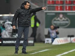Robin Dutt liegt mit dem VfL Bochum auf Erfolgskurs