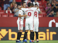 El Sevilla tiene el récord de títulos en la Europa League y quiere más. (Foto: Getty)