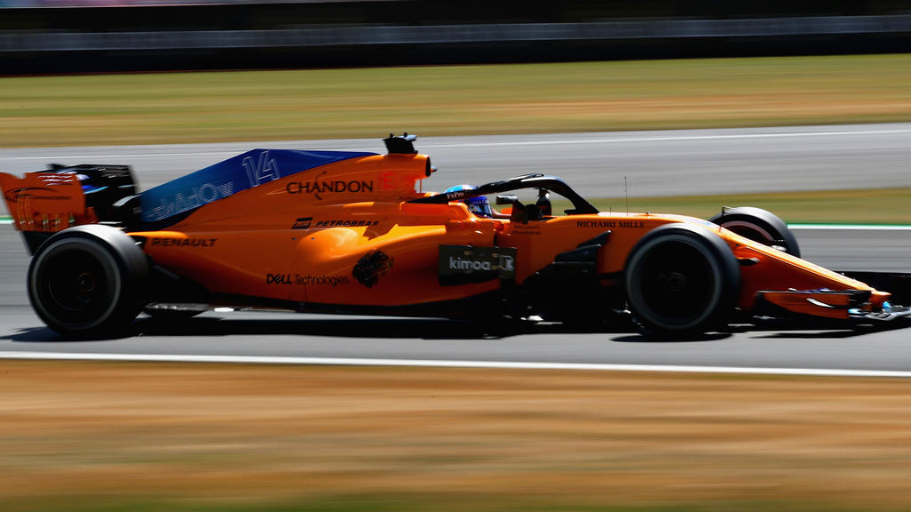 Fernando Alonso steht am Scheideweg: Fährt er 2019 weiterhin Formel 1?