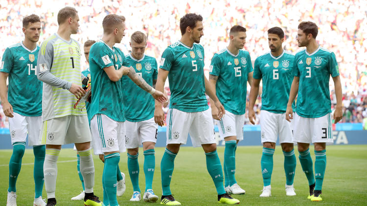 Die DFB-Elf zählte zu den großen Verlierern der WM