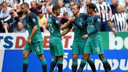 Die Spurs feiern einen gelungenen Saisonauftakt