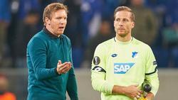 Julian Nagelsmann hat Oliver Baumann eine Verschnaufpause verordnet