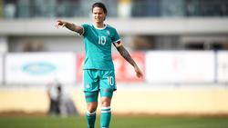 Dzsenifer Mározsan steht dem DFB-Team noch nicht wieder zur Verfügung